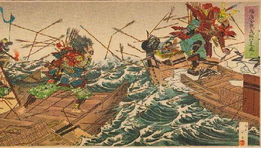 戦い 壇ノ浦 の 壇ノ浦の戦いの場所を地図付きでわかりやすく解説!なぜ壇ノ浦で戦ったの?